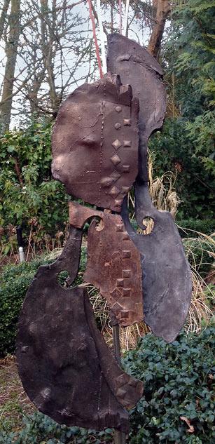 Bassinsect II -brons-