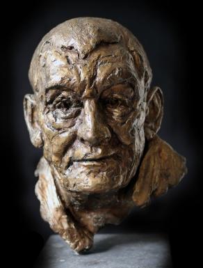 Bernlef -brons-