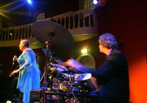 Menno Veenendaal met Lils Mackintosh/Clous van Mechelen Kwartet Felix Meritus Asd 2011
