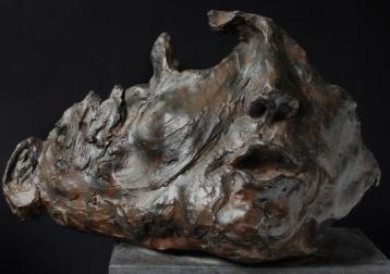 Loflied -brons-