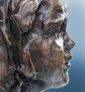Lisa - brons